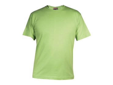 Short sleeves T-shirt man green – Gnifetti Hut